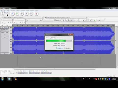 Audacity karaoke effect download