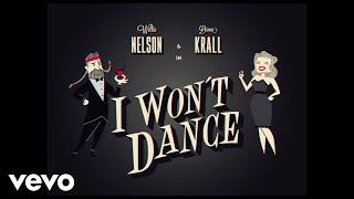 Willie Nelson I Won't Dance