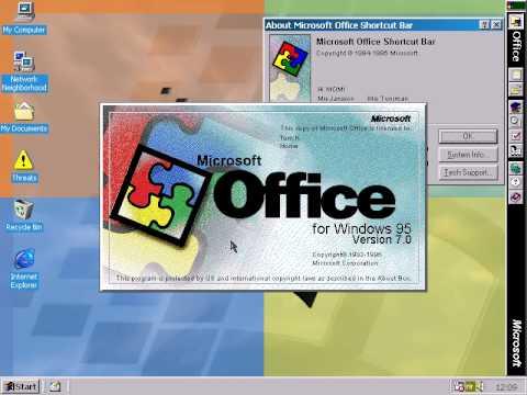 Microsoft Excel 95 (7 0) — WinWorld