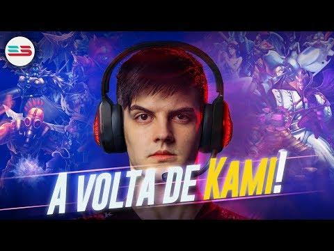 KAMI DE VOLTA AO COMPETITIVO!