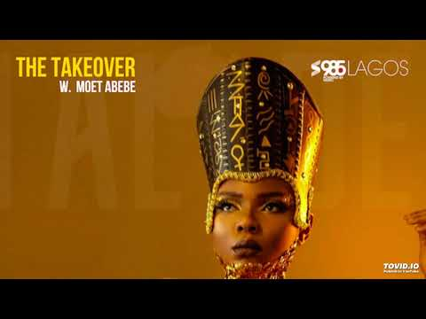 Yemi Alade talks Beyonce, 'Woman of Steel,' Rick Ross with Moet Abebe | The Take Over