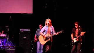 "Aaron Gillespie with Monterey Band ""We Were Made For You"" LIVE"