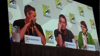 SDCC 2012: James & Nick Talking About the Audition Process