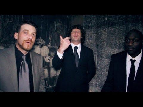 REDBEARD - BAD MANNAZ **VIDEO** feat SK & SAM STEALTH (PRODUCED BY JON PHONICS)
