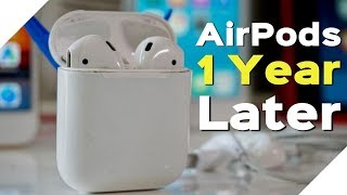 AirPods 1 Year Later - Still Way Ahead Of Everything Else
