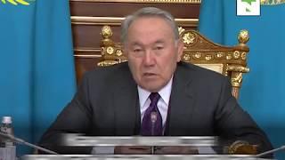 Назарбаев критикует акционеров банков
