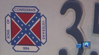 Some Drivers Say They Wont Change Confederate Flag License Plates