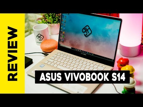 ASUS Vivobook S14 (2018) – Laptop Review