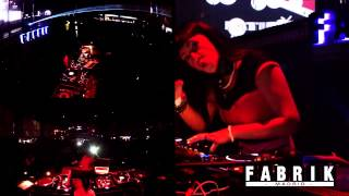 Fatima Hajji - Live @ Code 094 God Save the Queens Fabrik Madrid 2014