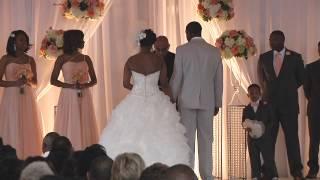 The Baker Wedding Ceremony