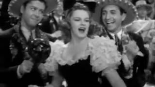 Judy Garland Stereo - Do the La Conga - Mickey Rooney - Strike Up The Band 1940