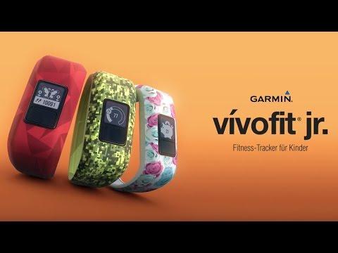 vívofit jr. - Der Fitness-Tracker für Kinder von Garmin