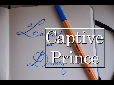 TRILOGIA CAPTIVE PRINCE | Mil e Um Capítulos