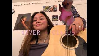 4EVER   Clairo (cover)