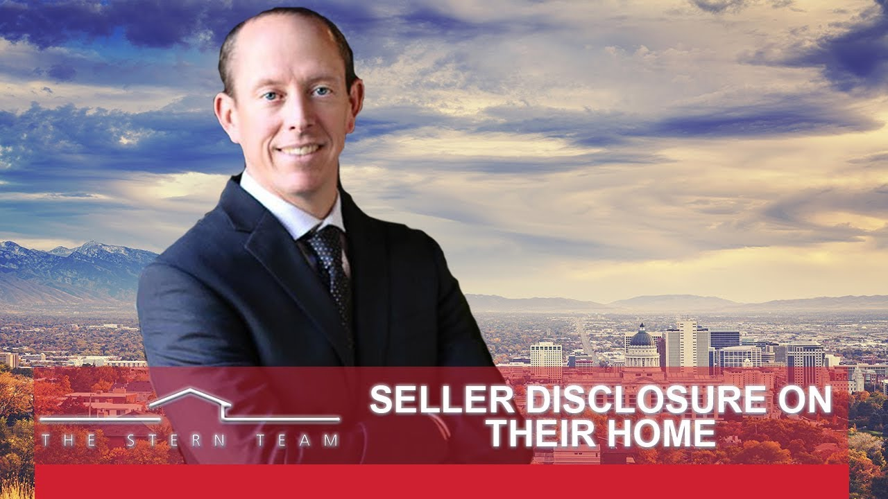 What Sellers Must Disclose About Their Listing