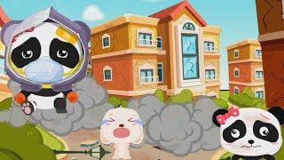 Малыш Панда Попал в Землетрясение. Выручим панду. Спасайся кто Может.