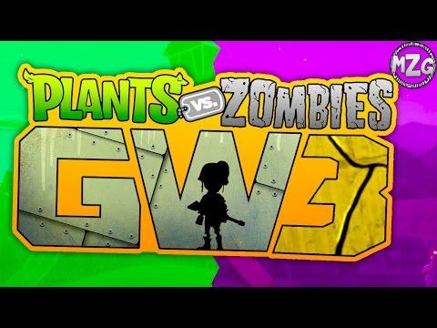 Plants vs Zombies Garden Warfare 2 Walkthrough - Miner Chomper ...