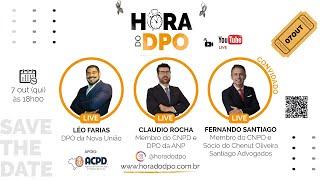 GDPR: LGPD dois anos à frente? Com Fernando Santiago (Ep. 21)