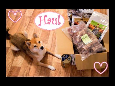 Alles zum Thema Hundefutter + Haul (Wolfsblut)