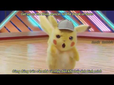 (Lyrics & Vietsub) Pikachu Dancin' - Aaron Smith (KRONO Remix)