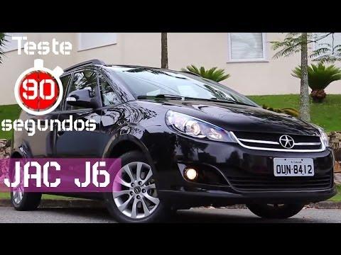 Jac J6 mostra que evoluiu - confira o vídeo 90 segundos