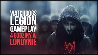 Watch Dogs Legion - Znacznie więcej niż oczekiwałem