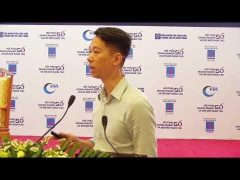 Doanh nghiệp số và đổi mới sáng tạo - Ông Lê Công Thành