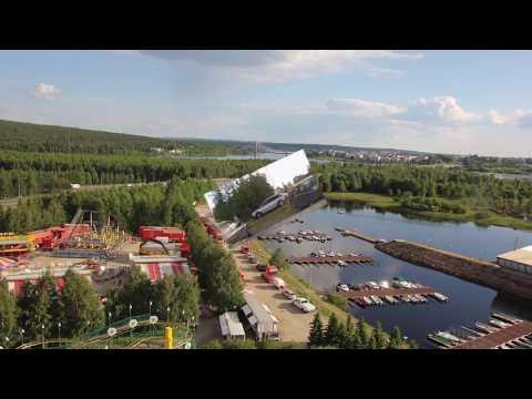 5.  Rovaniemi (Рованиеми) 1 июля