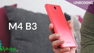 "M4Tel B3, UNBOXING: el nuevo smartphone de la marca ""mexicana"""