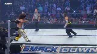 05-15-09 SD! - Jeff Hardy vs Ricky Ortiz  hardy jeff wwe