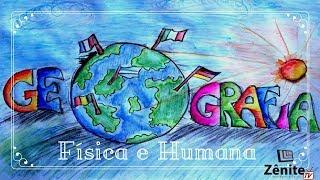 Geografia Física e a Humana