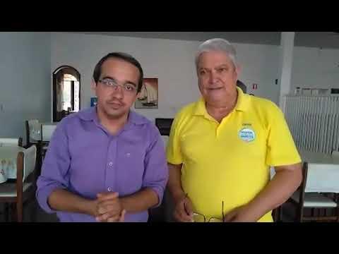 Ao vivo com Sr. Carlos representante do Hospital do Câncer de Barretos em GO