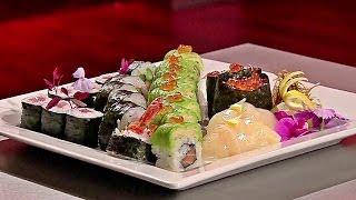 Masterclass: Jak zrobić Sushi  [Masterchef]