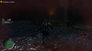 Middle Earth - Shadow of Mordor СТРИМ  веселый стримлю с другом.