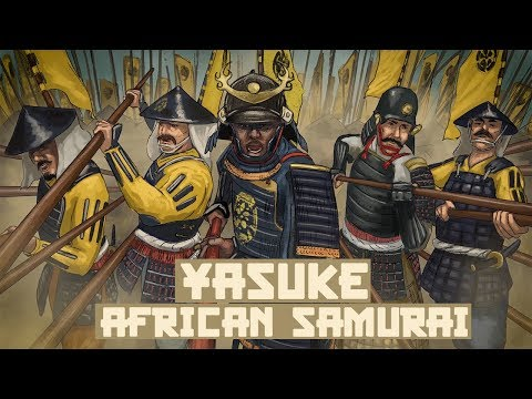 Yasuke: The Story of the African Samurai