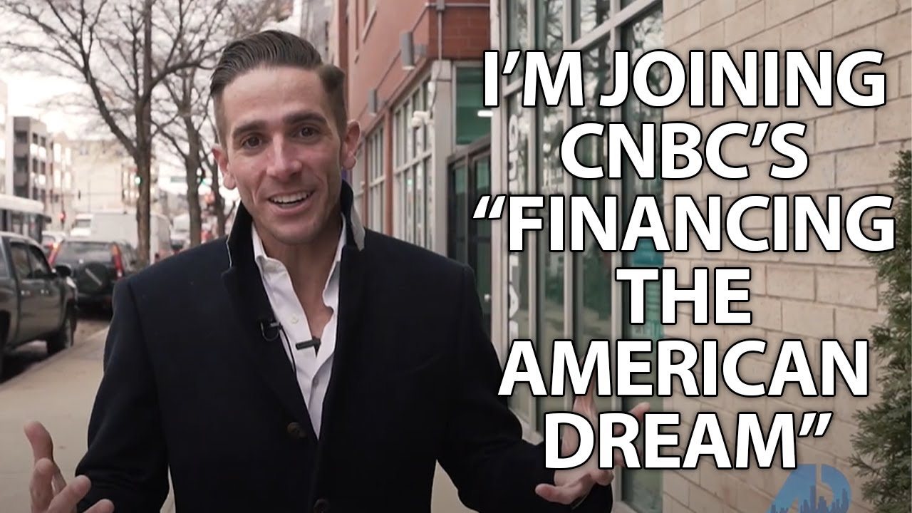 """Keep an Eye Out for """"Financing the American Dream"""""""