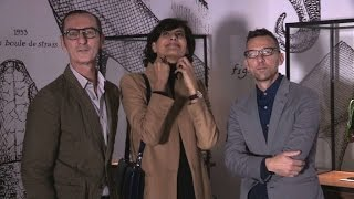 Interview Ines de la Fressange - Exposition Virgule de Roger Vivier - Nec plus Ultra