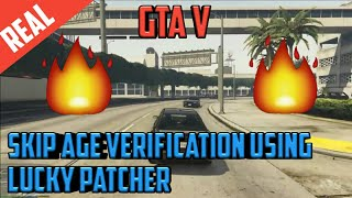 how to skip verification on gta 5 android using lucky
