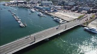 Twin Sails Bridge & Holes Bay | 12/7/20 | DJI Phantom 4 Advanced