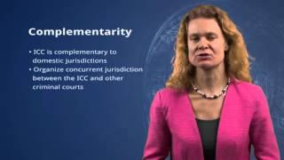 4.2 The International Criminal Court