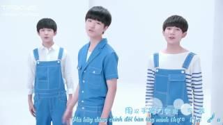 [Vietsub MV] Bảo Vệ Gia Đình  守护家 - TFBOYS