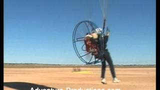 Learn to Fly a Powered Paraglider