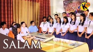Grade 10 Filipino | The Role of the Church in the Middle Ages; Peace Concept: Social Responsibility | Salam