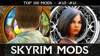 SKYRIM MODS - TOP 100: #65-61 - Child Overhaul, Auto-Unequip & A Matter of Time