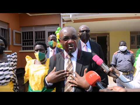 Hoima city officially inaugurated
