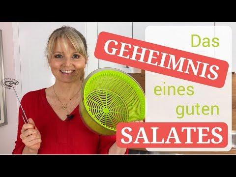 Das Geheimnis eines guten Salates | Sasha Walleczek