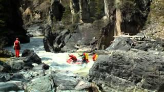 Мажой. Мажойский каскад реки Чуя. Экстремальный сплав на Алтае.