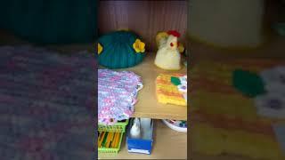 Народная кукла, Изонить, Волшебная петелька в Шамарах