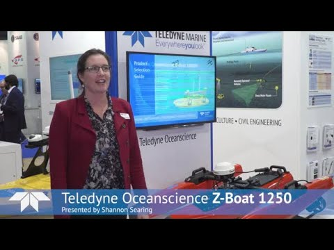 Teledyne Oceanscience Z-Boat 1250 overview