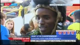 IAAF UNDER 18 Champs: Championship on its final day